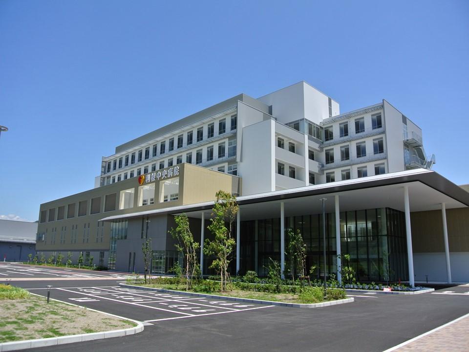 利根保健生活協同組合利根中央病院