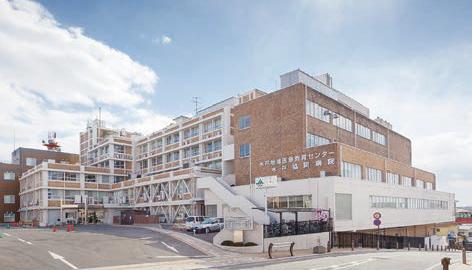 総合病院 水戸協同病院