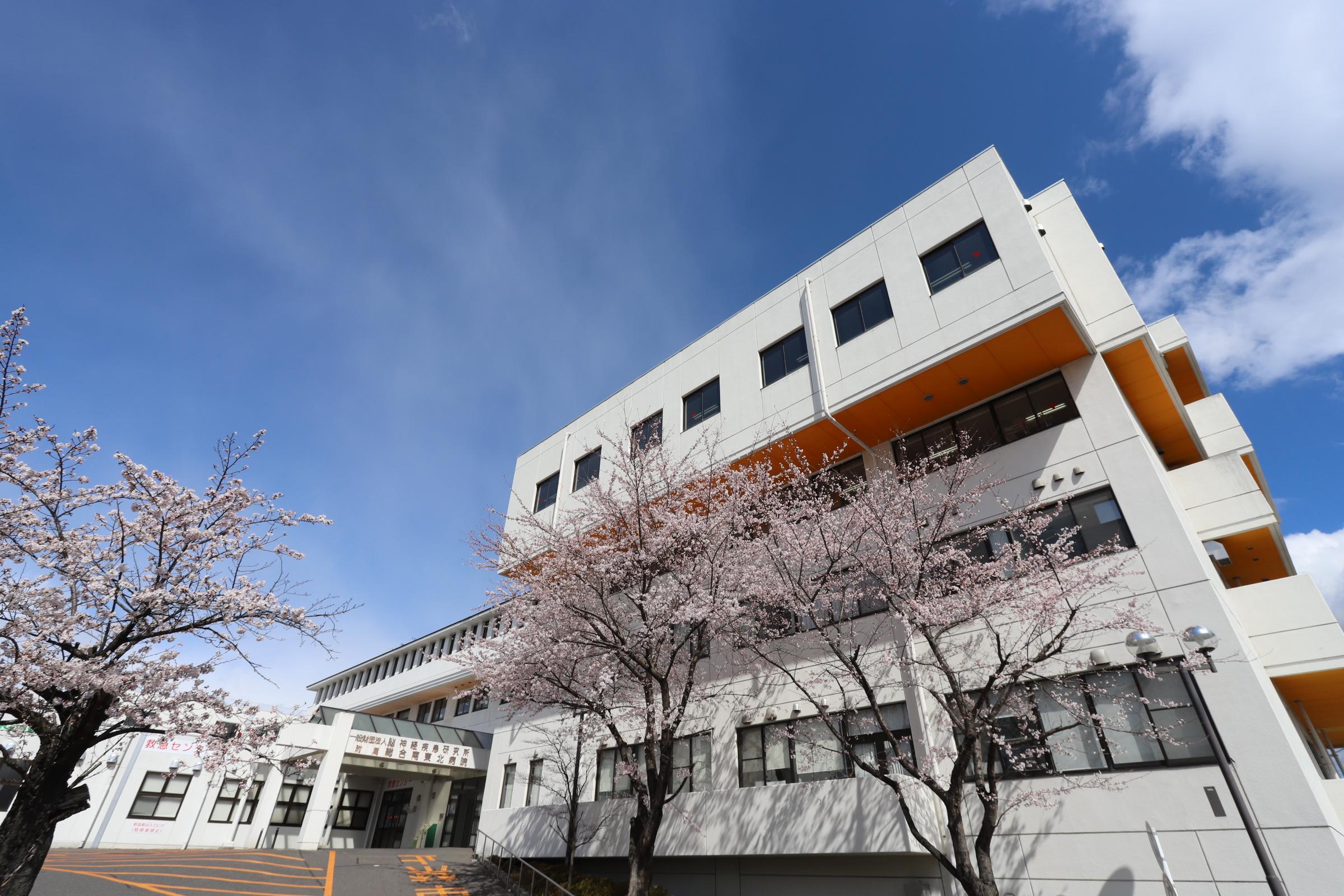 一般財団法人 脳神経疾患研究所 附属 総合南東北病院